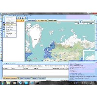 GPS Software with MapInfo MGMapTrack