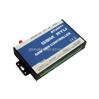 GSM Controller with 8I/O+4AD+ 1RS232