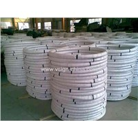 Galvanized steel wire for fishing cages