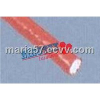 Glass Fiber Round Rope with Silicone Coating