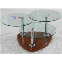 Glass Living Table