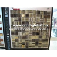 Glass mosaic/Crystal mosaic tile/mosaic tile/Glass tile