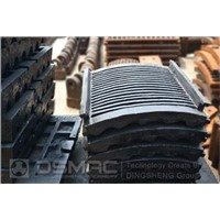 Grate Plates - Crusher Super Wear Resistant Spare Parts