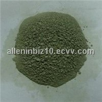Green silicon carbide (SiC) micro powder for polishing applications