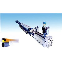 HDPE Large Diameter Gas and Water Pipe Extrusion Line
