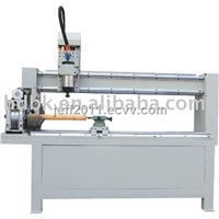 HD-1200Y Cylinder Craft CNC Woodworking Machine