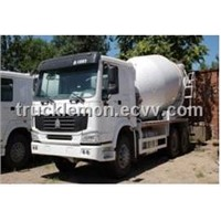 HOWO Concrete Mixing Truck