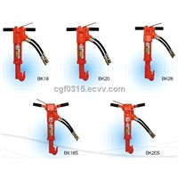 Hand Held Hydraulic Rock Breaker And Portable Hydraulic Concrete Breaker