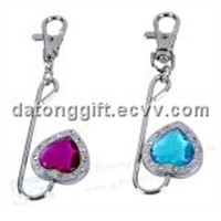 Heart Diamond Key Finder