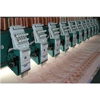 High Performance Embroidery Machine