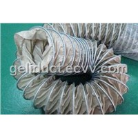 High Temperature Flexible Duct
