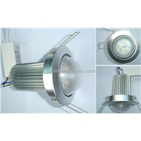 High Power 9W LED Down Lights Ceiling