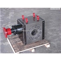 Hot sell melt pumps for plastic industries