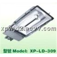 Induction road lamp energy-saving