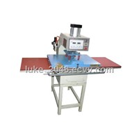 JC-7A Pneumatic Double Stations Hot Stamping Machine