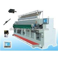 JY-3-C Multi Head Quil Ting And Embroidery Machine