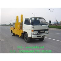 "Jiangling, ""hang a repair car repair car with the container repair car"