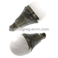 LED Bulb 7W High Power Dimmable E27 E26 GU10 B22 equal to 30-40W conventional bulb