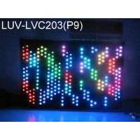LED Video Curtain
