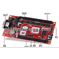 LED display graphic controller  cards LS-N1 support secondary development