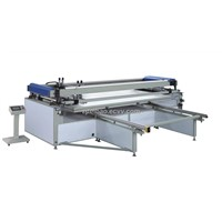 Large Format  Screen Printing Machine