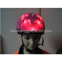 Latest LED helmet,bicycle helmet,scooter helmet more safe and fashion
