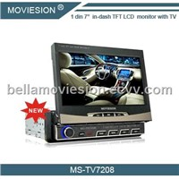 MOVIESION MS-TV7208 indash monitor and tv