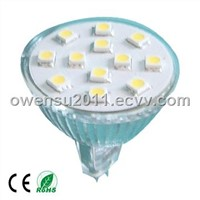 MR16 12leds SMD LED bulb