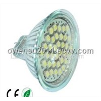 MR16 36leds SMD LED bulb
