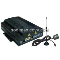 Mobile DVR 3G Remote Video Transmission GPS Vehicle Location & Tracking