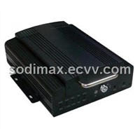 Mobile DVR 4ch H.264 Vehicle Surveillance