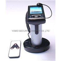 Mobile Phone Remote Control Alarmed Display Holder