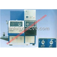 Model microwire drawing machine