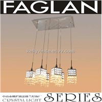Modern Design E14 Crystal Pendant Lighting