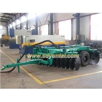 New style heavy duty disc harrow