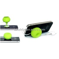 Novelty cute mobile phone holder for iphone 4