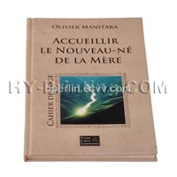OEM story casebound hardcover book printing