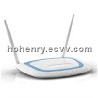 Out door high power POE router