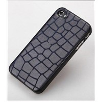 PH-12 Leather iphone4 Case