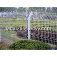PVC Weld Fence Mesh, Railway Fence, Highway Fence, Europe Fence Series,