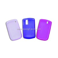 Plain silicone case for iphone
