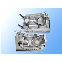 Plastic Injection Lamp Mould for Auto parts