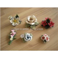 Porcelain Ceramic Flowers