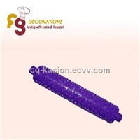 Purple rolling pins