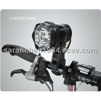 RECHARGEABLE high brightness BIKE LIGHT