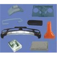 RIM, Reaction Injection, Plastic Parts