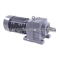 R helical gearbox