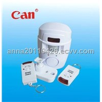 Remote Control Wireless PIR Alarm (SC-60C)