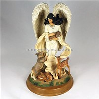 Resin Angels Religious Decoration Gifts