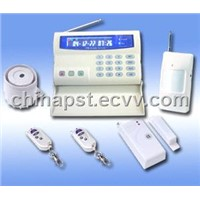 SIM GSM Security Home Alarm with Keypad